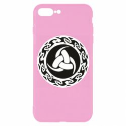 Чохол для iPhone 7 Plus Celtic knot circle