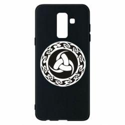 Чохол для Samsung A6+ 2018 Celtic knot circle