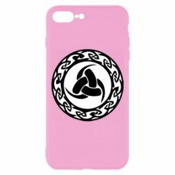 Чохол для iPhone 8 Plus Celtic knot circle