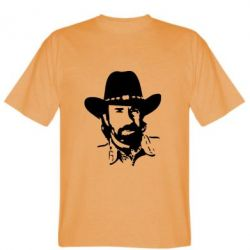 Мужская футболка Чак Норіс - FatLine