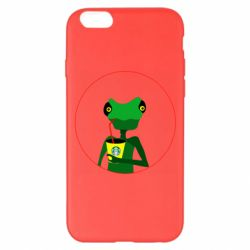 Чехол для iPhone 6 Plus/6S Plus Chameleon starbucks 2