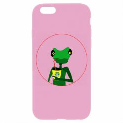 Чехол для iPhone 6/6S Chameleon starbucks 2