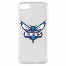 Чехол для iPhone 8 Charlotte Hornets Logo - FatLine