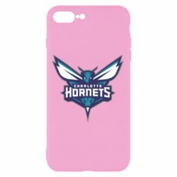 Чехол для iPhone 8 Plus Charlotte Hornets Logo - FatLine