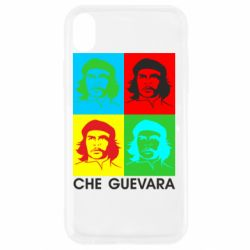 Чохол для iPhone XR Che Guevara 4 COLORS