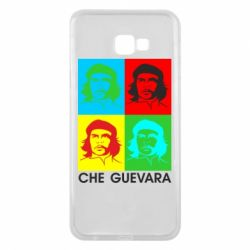 Чохол для Samsung J4 Plus 2018 Che Guevara 4 COLORS