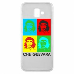 Чохол для Samsung J6 Plus 2018 Che Guevara 4 COLORS