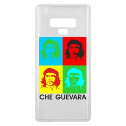 Чохол для Samsung Note 9 Che Guevara 4 COLORS