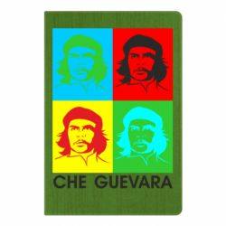 Блокнот А5 Che Guevara 4 COLORS