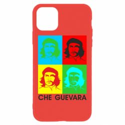 Чохол для iPhone 11 Che Guevara 4 COLORS