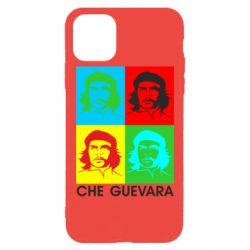 Чохол для iPhone 11 Pro Max Che Guevara 4 COLORS