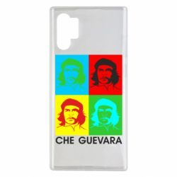 Чохол для Samsung Note 10 Plus Che Guevara 4 COLORS
