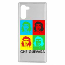 Чохол для Samsung Note 10 Che Guevara 4 COLORS