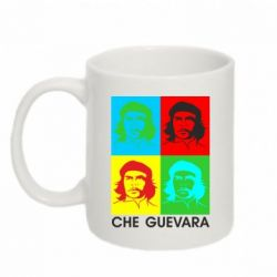 Кружка 320ml Che Guevara 4 COLORS