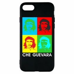 Чохол для iPhone 7 Che Guevara 4 COLORS