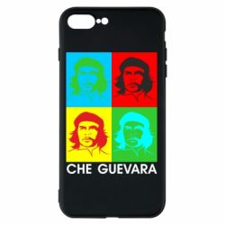 Чохол для iPhone 8 Plus Che Guevara 4 COLORS