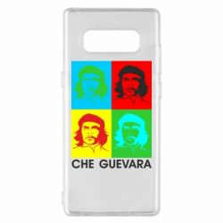 Чохол для Samsung Note 8 Che Guevara 4 COLORS