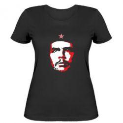 Жіноча футболка Che Guevara face