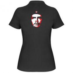 Жіноча футболка поло Che Guevara face