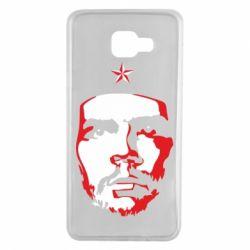 Чохол для Samsung A7 2016 Che Guevara face