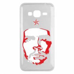 Чохол для Samsung J3 2016 Che Guevara face