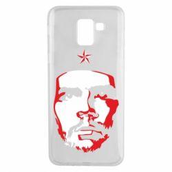 Чохол для Samsung J6 Che Guevara face