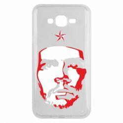 Чохол для Samsung J7 2015 Che Guevara face