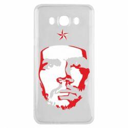 Чохол для Samsung J7 2016 Che Guevara face