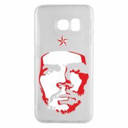 Чохол для Samsung S6 EDGE Che Guevara face