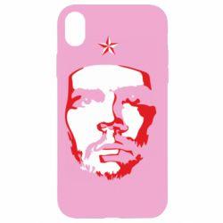 Чохол для iPhone XR Che Guevara face