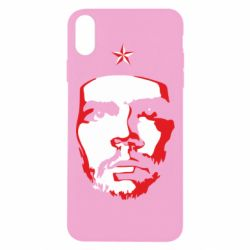 Чохол для iPhone Xs Max Che Guevara face