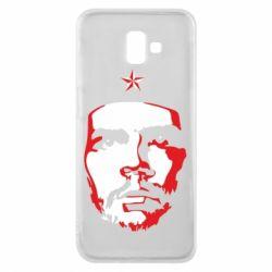 Чохол для Samsung J6 Plus 2018 Che Guevara face