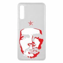 Чохол для Samsung A7 2018 Che Guevara face