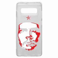 Чохол для Samsung S10+ Che Guevara face
