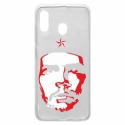Чохол для Samsung A20 Che Guevara face