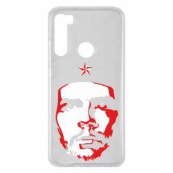 Чохол для Xiaomi Redmi Note 8 Che Guevara face