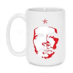 Кружка 420ml Che Guevara face