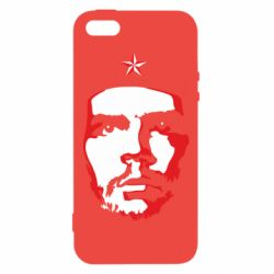 Чохол для iphone 5/5S/SE Che Guevara face