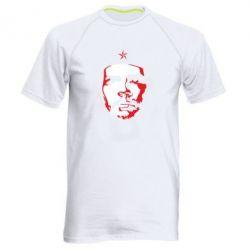 Чоловіча спортивна футболка Che Guevara face
