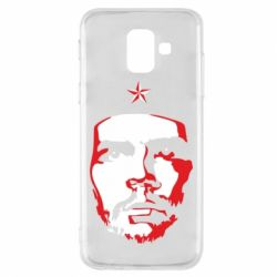 Чохол для Samsung A6 2018 Che Guevara face