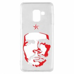 Чохол для Samsung A8 2018 Che Guevara face
