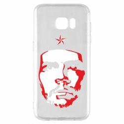 Чохол для Samsung S7 EDGE Che Guevara face