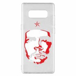 Чохол для Samsung Note 8 Che Guevara face