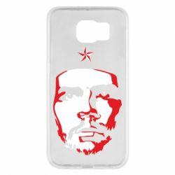 Чохол для Samsung S6 Che Guevara face