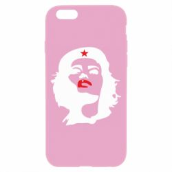 Чохол для iPhone 6/6S Che Guevara girl