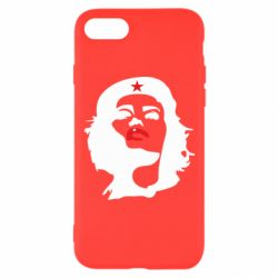 Чохол для iPhone 7 Che Guevara girl