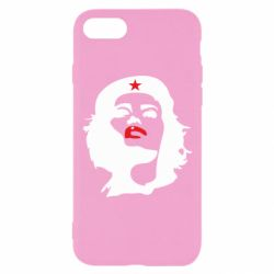 Чохол для iPhone 8 Che Guevara girl