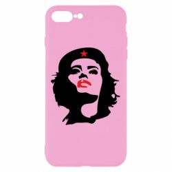 Чохол для iPhone 8 Plus Che Guevara girl