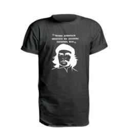 Подовжена футболка Che Guevara