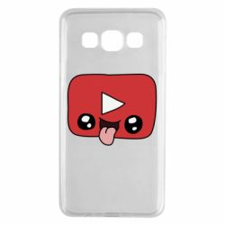 Чохол для Samsung A3 2015 Cheerful YouTube